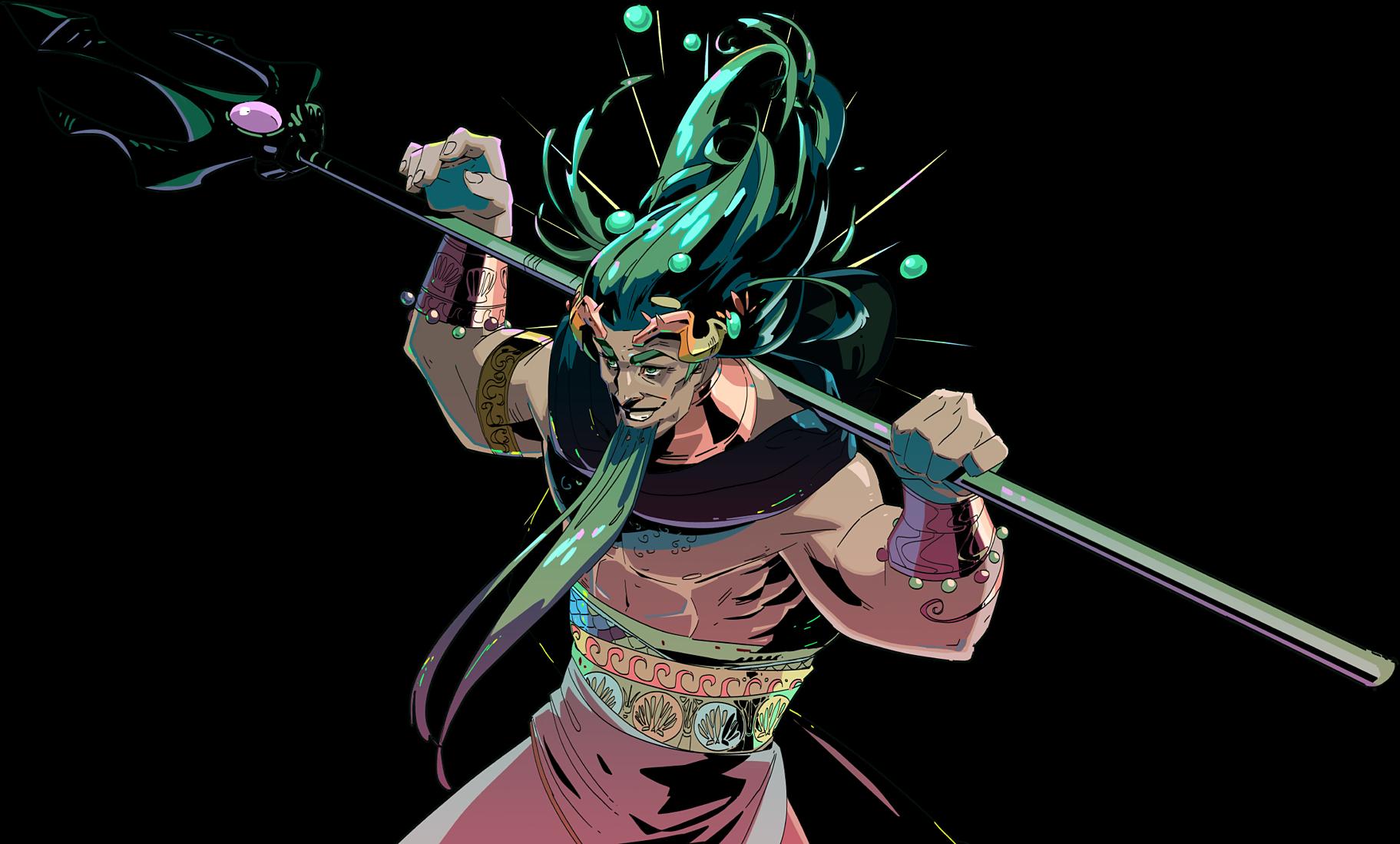 Poseidon | Hades Wiki | FANDOM powered by Wikia