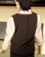 Hayato in the anime