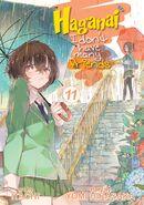 Haganai English Manga Volume 11