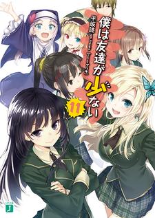 LN Volume 11 cover