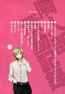 Boku wa tomodachi ga sukunai Vol1 contents