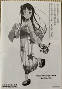 Manga booklet (4)