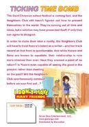 Manga vol. 11 English back cover