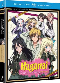 Haganai Season One Box Set Anime Classics