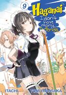 Haganai English Manga Volume 9