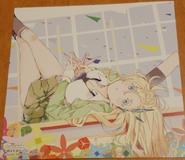 Itachi Sena art card
