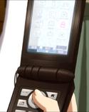 Yozora's cell phone