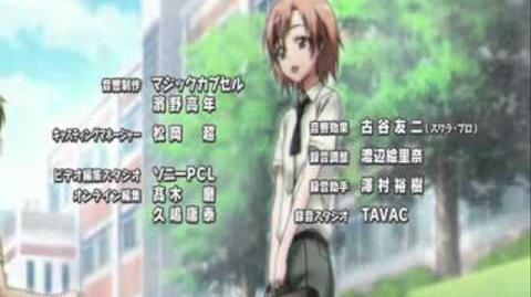 【Boku wa Tomodachi ga Sukunai ED 2】 ♫
