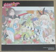 Manga Gamers card