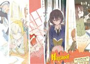 Haganai Manga Volume 11 Illustration