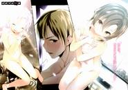 Boku wa Tomodachi ga Sukunai v05 Color Image 3
