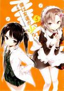 Light Novel Volume 5 Color Illustration