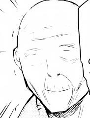 Haganai Koshiki Grandpa