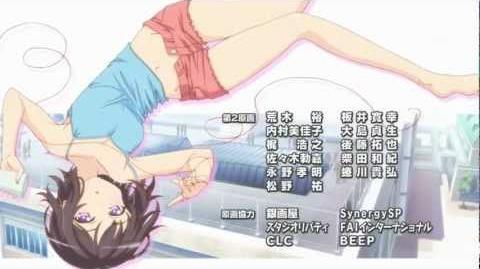 IRA Anime song Boku wa Tomodachi ga Sukunai NEXT - ED