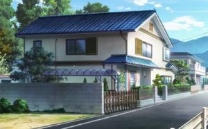 Hasegawa house