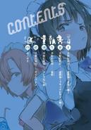 Manga volume 9 contents