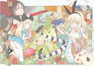 Haganai Manga Volume 9 Illustration (2)