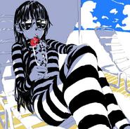Itachi Yozora Twitter art