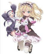 Animation - Boku Wa Tomodachi Ga Sukunai Next Vol. 4 image 2