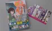 Volume 11 manga and illu.