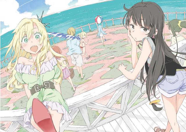 File:Haganai Manga Volume 6 Illustration (2).png