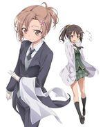 Animation - Boku Wa Tomodachi Ga Sukunai Next Vol. 3 image 2