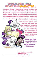 Manga vol. 2 english back cover