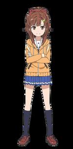 Irizaki Mei infobox