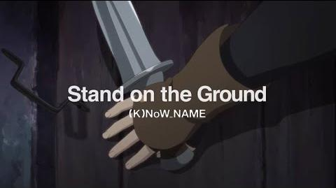 Stand on the Ground