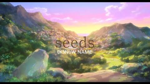 Seeds - (K)NoW NAME