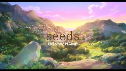 Seeds - (K)NoW NAME