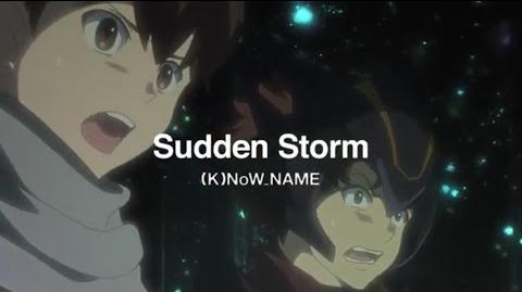 Sudden Storm - (K)NoW NAME