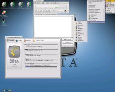 Zeta desktop