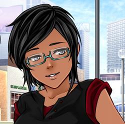 Neera kanazaki pokhrel mugshot anime oc