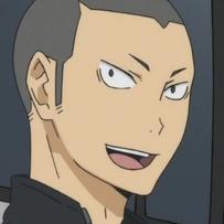 Ryunosuke zbliżenie