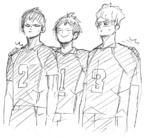 As third years