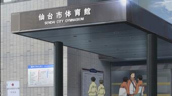 Sendai anime