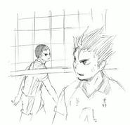 Obara and Nishinoya