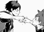 Tadashi x shoyo