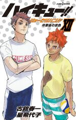 Shosetsuban 12 cover