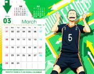 Tanaka Calendar