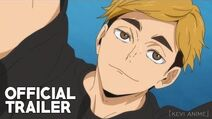 Haikyuu!! Saison 4 (To the Top) - Trailer Officiel 2
