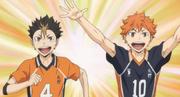 Hinata and Nishinoya s2-e25-1