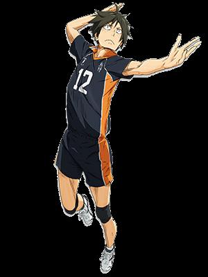 Tadashi Yamaguchi | Haikyuu!! Wiki | FANDOM powered by Wikia