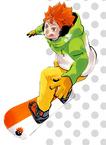 Vol 44 Hinata Snowboarding