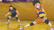 Nishinoya and Daichi