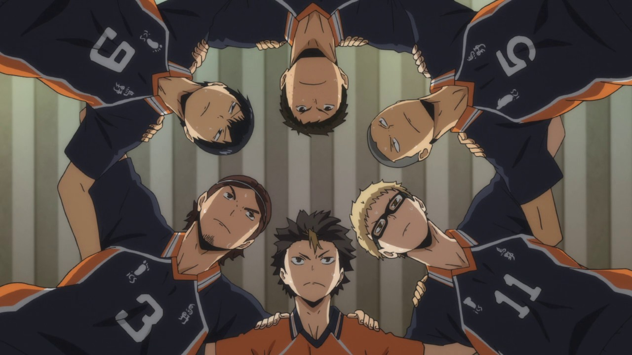 The volleyball idiots episode