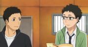 Daichi y Takeda
