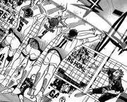 Fukuro Hirugami and Bokuto - Manga 393