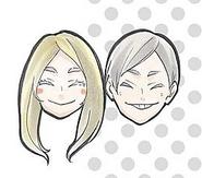 Volume 23 Haiba siblings